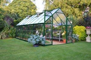 greenhouse build bristol