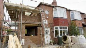 Extension Building - bristol builder